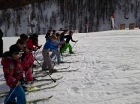 Activité Ski de fond