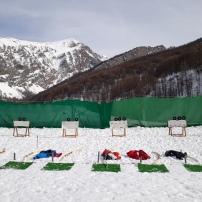 Cible biathlon