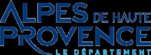Logo departement alpes de hautes provence